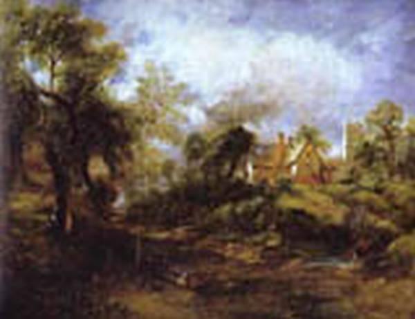 The glebe farm 1830 xx tate gallery london uk